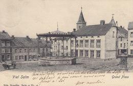 VIELSALM. Environ 250 Cartes Postales. - Belgio