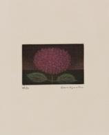 Yozo HAMAGUCHI - Sans Titre. - Estampes & Gravures
