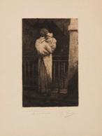 Kurt PEISER (Anvers, 1887 - Uccle, 1962) - Idées Noires - Estampes & Gravures