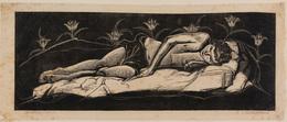 Edith PIJPERS (1896 - 1931) - Naaktfiguratie. - Estampes & Gravures