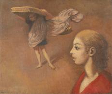 Jacques VAN MELKEBEKE (1904-1983) - [Composition Mettan - Estampes & Gravures