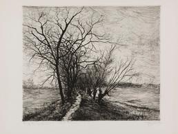 Jules-César VAN PAEMEL (Blankenberghe, 1896 - 1968) - L - Estampes & Gravures