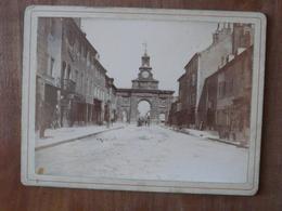 CPA 2 - Carte Photo Ancienne - Ch.Maire à Pontarlier - Tanz