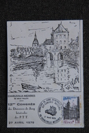 CHARLEVILLE MEZIERES  - Le Vieux Moulin  ( 12 ème Congrès Des Donneurs De Sang Bénévoles Des PTT) - Charleville