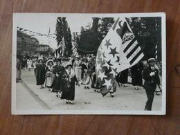 CPA 2 - Carte Postale Photo Ancienne - Suisse - Fête Des Costumes à Genève 1931 - GE Genf