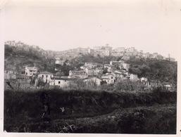 CAGNES SUR MER Lot De 2 Photos 1934 Format 8x11 - Lieux