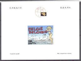 COB NA8 Natacha Phileuro 2000 - Belgique
