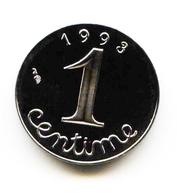 1 Centime Epi 1993 Issue D'un Coffret Belle Epreuve - France