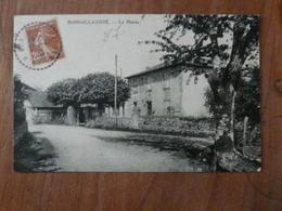CPA 2 - Carte Postale Ancienne - Bonnac La Cote - La Mairie - Sonstige Gemeinden