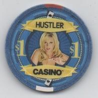Jeton De Fantaisie : Hustler Casino $1 - Casino