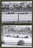 Fotografie Sport Automobilismo - Lotto 2 Foto Autodromo Di Monza - Gara Anni '70 - Foto