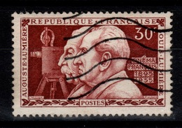 YV 1033 Freres Lumiere Oblitéré Cote 5,50 Euros - Used Stamps