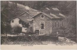 CARTE POSTALE    Environs De PEYRILHAC 87 La Glane Pittoresque.Le Moulin Rabeaud - France