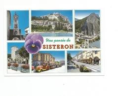 CPA 04 SISTERON UNE PENSÉE - Sisteron