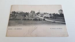 * MAISSIN  Vue Générale Oblitéré En 1907 - Paliseul