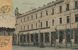 Arad  Delvideki Kaszino P. Used Hungary  Edit Gero Mano To Cuba - Roumanie