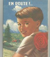 En Route Brochure Illustrée  Mitacq Michel  Tacq Scout Scoutisme Patrouille Castors - Livres, BD, Revues