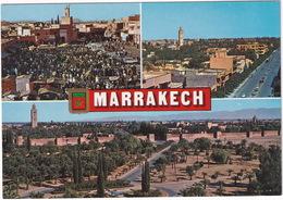 Marrakech - Multiview - Divers Aspects - (Maroc) - Marrakech