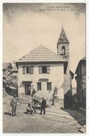 06 - BEUIL - L'Eglise Et La Poste - ND 509 - Otros Municipios