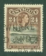 Antigua: 1953/62   QE II - Pictorial     SG129    24c      Used - Antigua & Barbuda (...-1981)