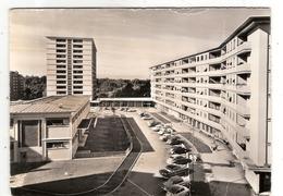 CP Geneve Rue Du Vicaire Savoyard Et Immeuble Constellation Suisse - GE Genève