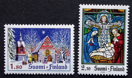 FINLAND 1992   MiNr.1195-96   MNH (**)  ( Lot F103  ) - Finland