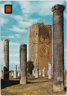 Rabat - Tour Hassan - (Maroc) - Rabat