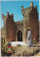 Rabat - Murailles Du Chellah - (Maroc) - Rabat