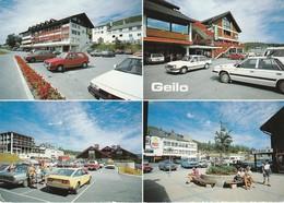 Norvège Norge Norway Geilo N°12940.8 En 1990 Autos Rover VW Honda Opel Citroën GS Timbre Castor - Noruega