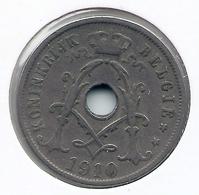 ALBERT I * 25 Cent 1910 Vlaams * Nr 8184 - 05. 25 Centimes