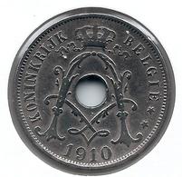 ALBERT I * 25 Cent 1910 Vlaams * Nr 9484 - 05. 25 Centimes