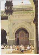 Fez - Mosquée El Karaouine - (Maroc) - Fez
