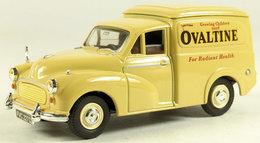 Morris Minor Van: Ovaltine. - PKW & Vierräder