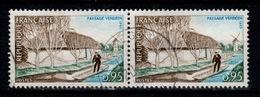 YV 1439 Paire Oblitérée Cote 2 Euros - France