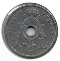 ALBERT I * 25 Cent 1913 Vlaams * Nr 5163 - 05. 25 Centimes