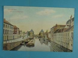 Kortrijk La Lys Et Le Broel-Toren - Kortrijk