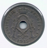 ALBERT I * 25 Cent 1913 Vlaams * Nr 5164 - 05. 25 Centimes