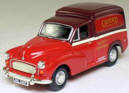 Morris Minor Van: Oxford Motor Services. - Cars & 4-wheels