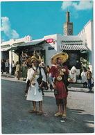Tanger - Vendeurs D'eau - Water Vendors - (Maroc) - Tanger