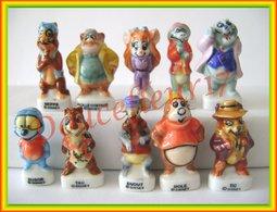 Tic Et Tac ...Serie Complète.... Ref. AFF : 59-1996 .. (Pan 0020) - Disney