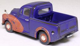 Morris 1000 Pick Up: Purple/Red. - PKW & Vierräder
