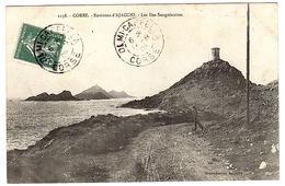 AJACCIO (20) - Les Iles Sanguinaires - Ajaccio