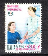 Italia - 2010. Infermiera. Nurse. - Professioni