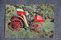 Cabriolet DELAHAYE - 1898 - Taxis & Fiacres