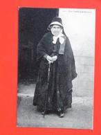 GIVARLAIS  ( Allier ) - Une Vieille Bourbonnaise - La Mère Passat Née Le 3 Fevrier 1814 - TBE - France