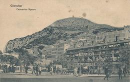 GILBRALTAR - CASEMATES SQUARE - Gibraltar