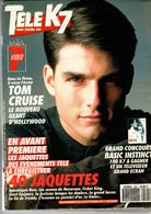 Tele K7 N°524 Tom Cruise   +++BE+++ PORT GRATUIT - Fernsehen