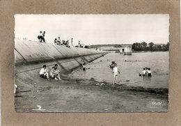 CPSM Dentelée - Environs De CHAUMOUSEY (88) - Aspect Des Jeux Nautiques Au Barrage De BOUZEY En 1959 - Frankreich