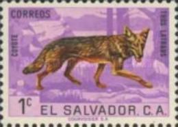 USED STAMPS El-Salvador - Fauna -1963 - El Salvador