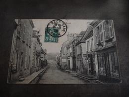 GRACAY RUE BASSE  1908 - Graçay